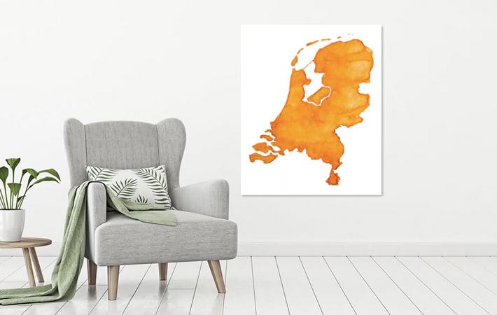 04 Nederland is Oranje