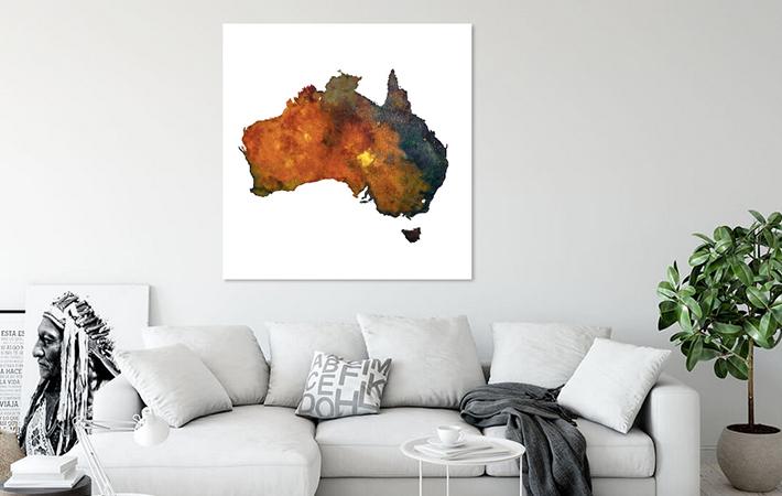 11 Australie Aquarel