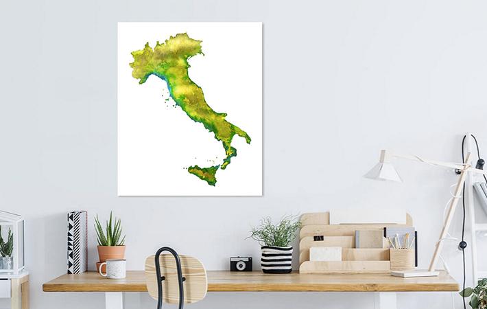 18 Italie Aquarel