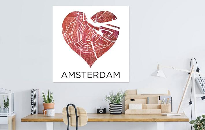 Amsterdam - Liefde voor Amsterdam