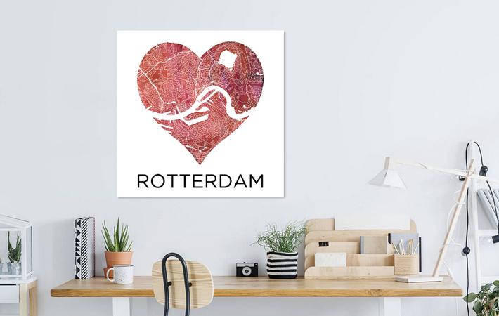 Rotterdam - Liefde voor Rotterdam
