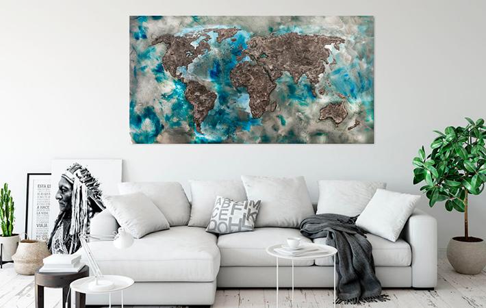 28 Wereldkaart Beton