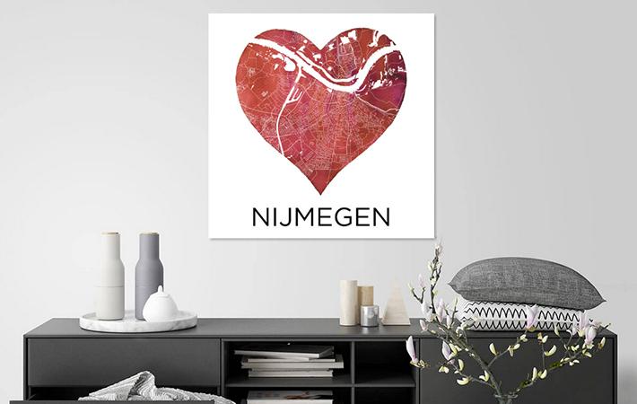 Nijmegen - Liefde voor Nijmegen