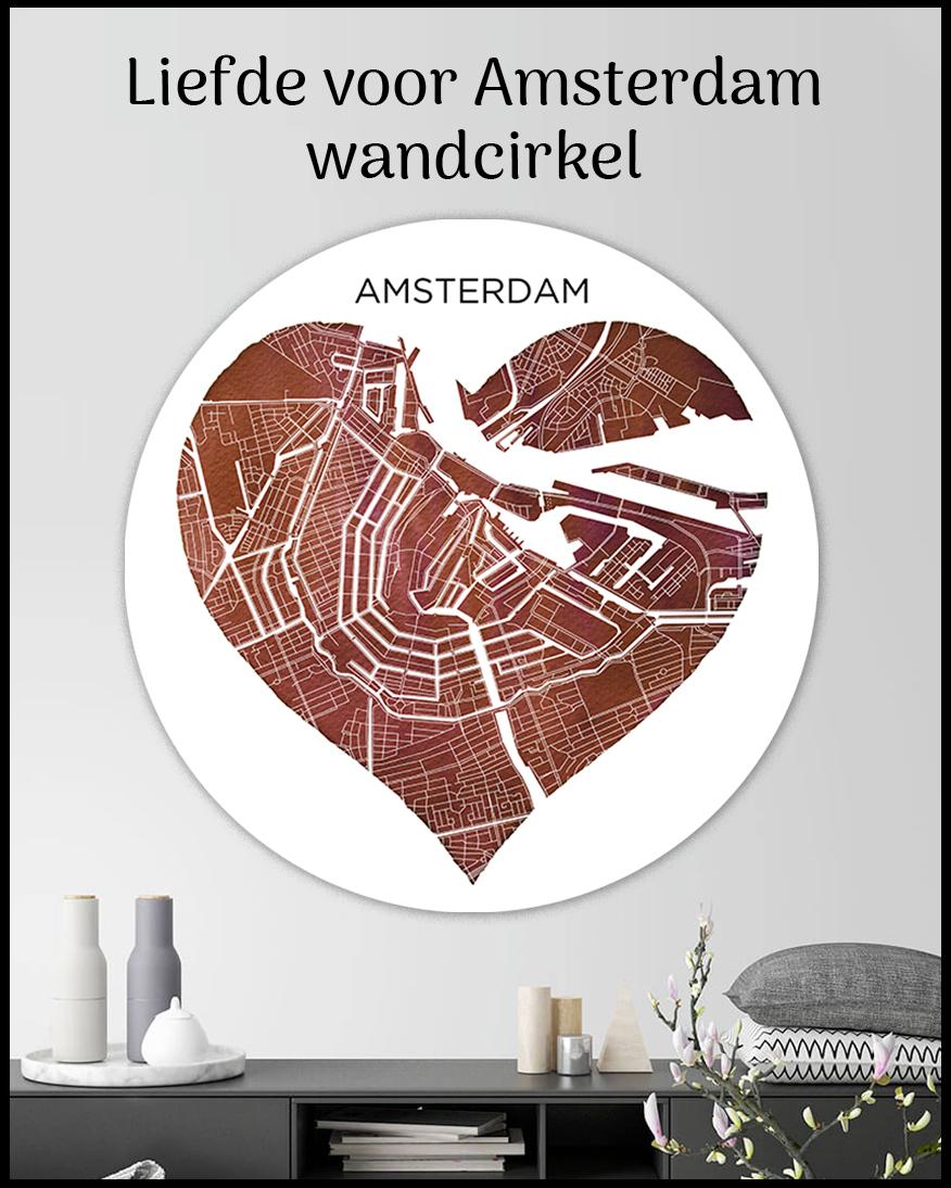 Wandcirkel Amsterdam