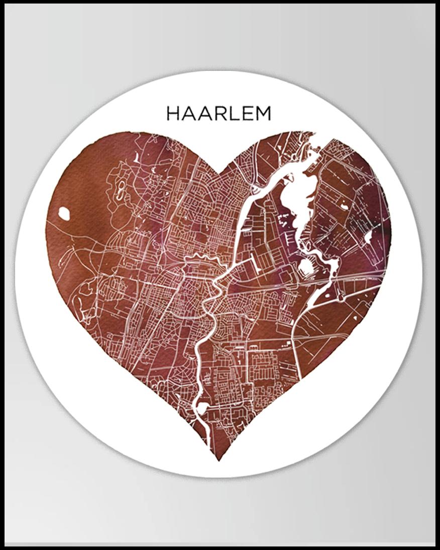 Wandcirkel Haarlem Hover