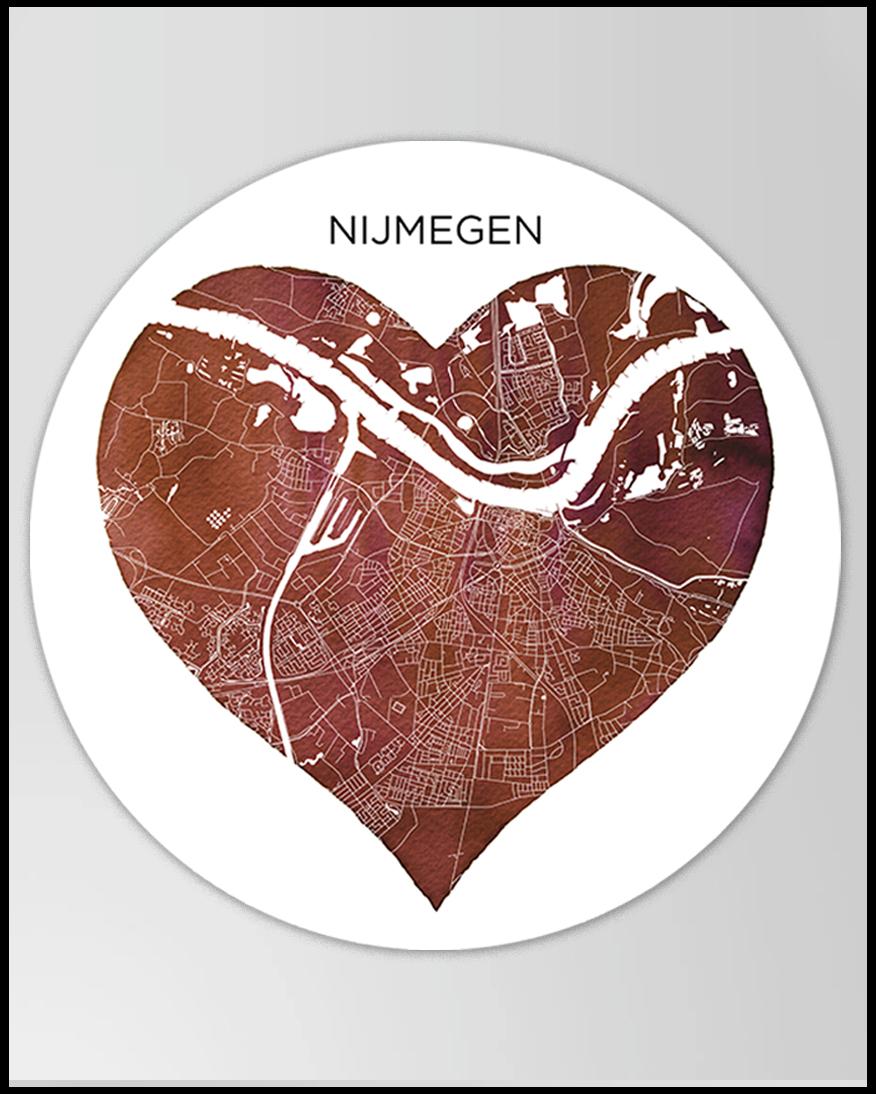 Wandcirkel Nijmegen Hover