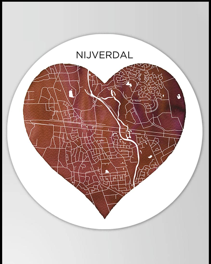 Wandcirkel Nijverdal Hover