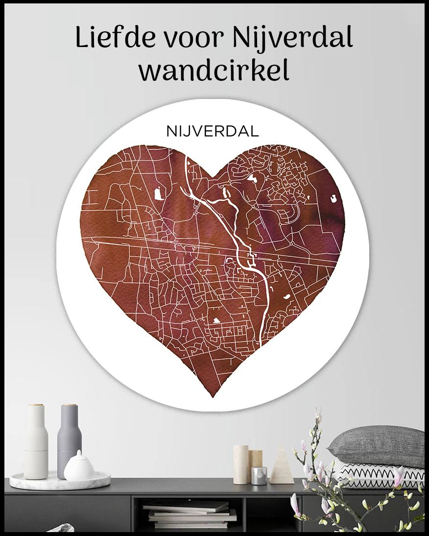 Wandcirkel Nijverdal