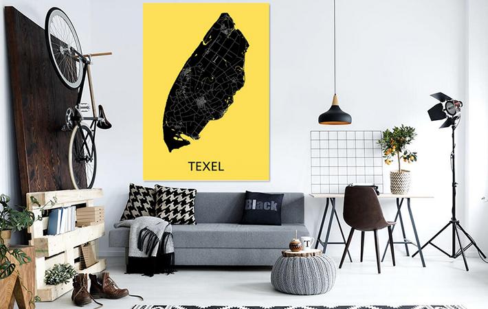 Texel Digital Warmgeel
