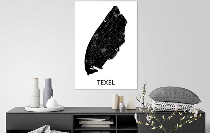 Texel Digital Zwartwit