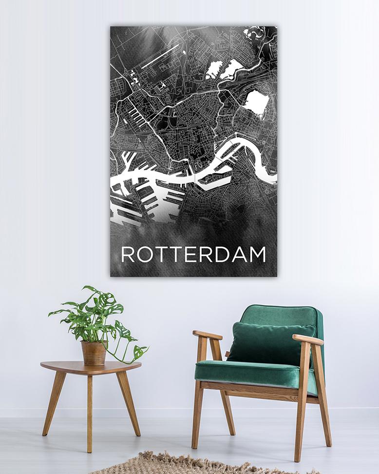 006-03 Rotterdam Kralingen Black Clouds Rechthoek_lr