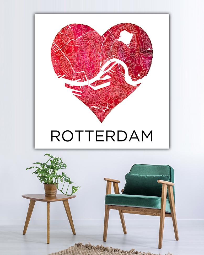 007-01 Rotterdam Rode Hart met Stadsnaam_lr