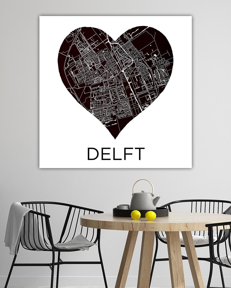 120-05 Delft Hart Zwart Stadsnaam_lr